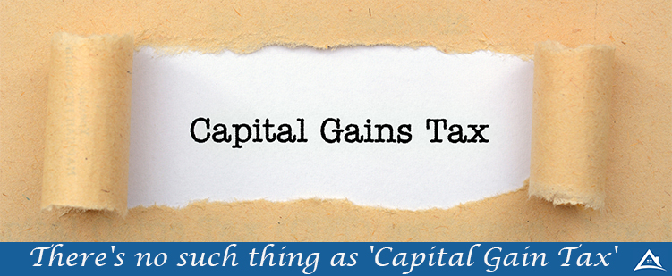 Image result for No capital gain tax